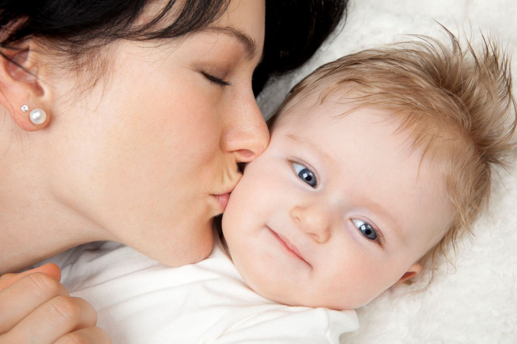 Mama cu bebelus, Foto: canaldiabetes.com