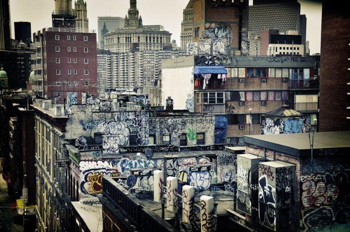 Explorare urbana Foto: blog.onebigfreakshow.com