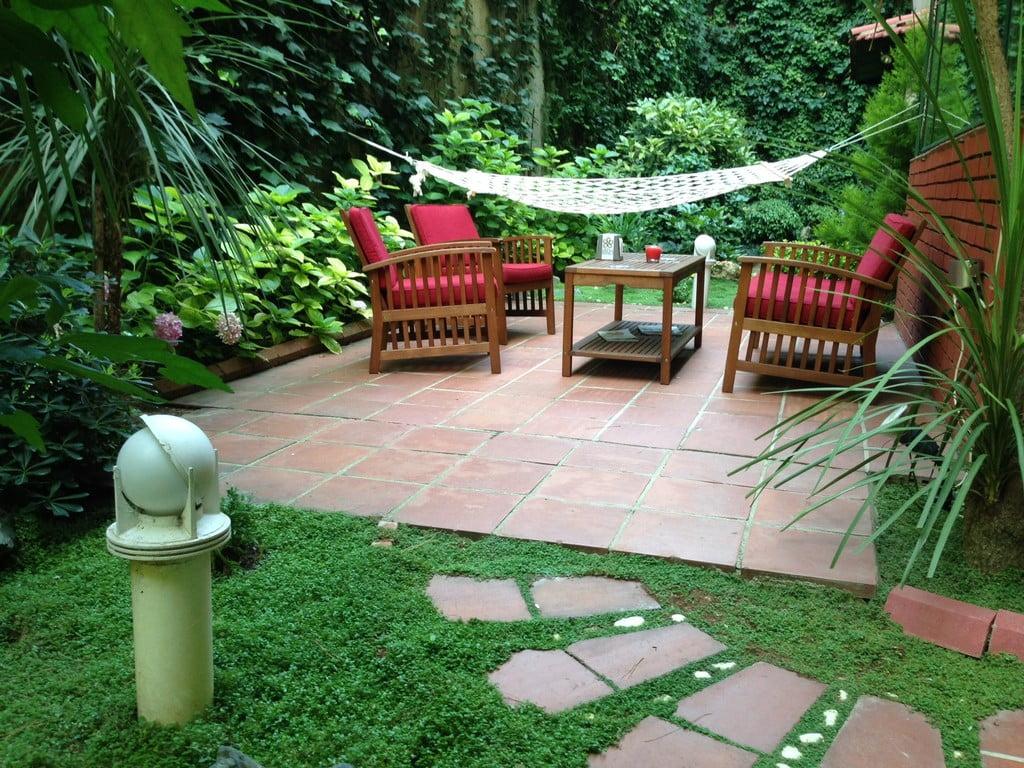 Amenajarea unei gradini mici, Foto: subilcas.com