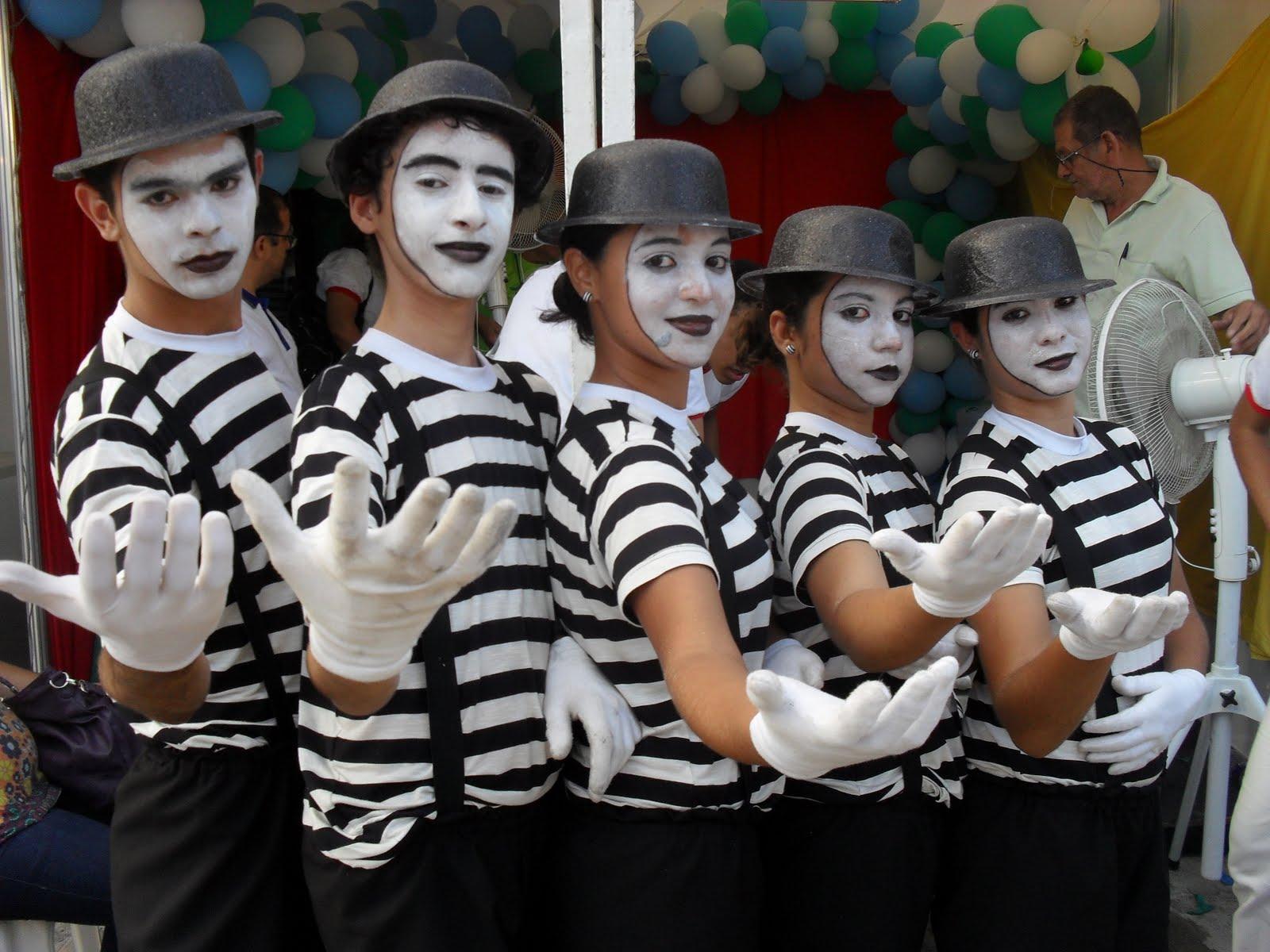 Pantomima Foto: epaf01.blogspot.com