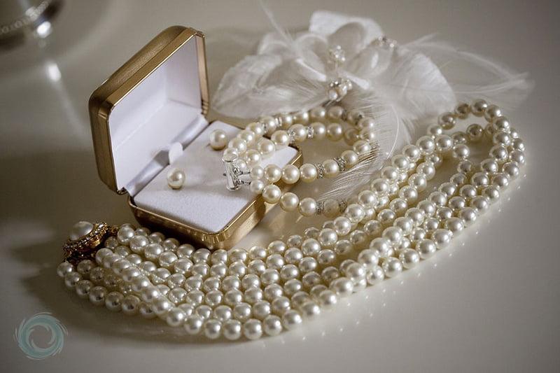 Cum sa va faceti un colier din perle pentru nunta, Foto: my-svadba.ru