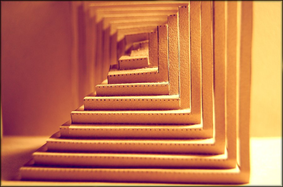 Kirigami Foto: wmn.deviantart.com