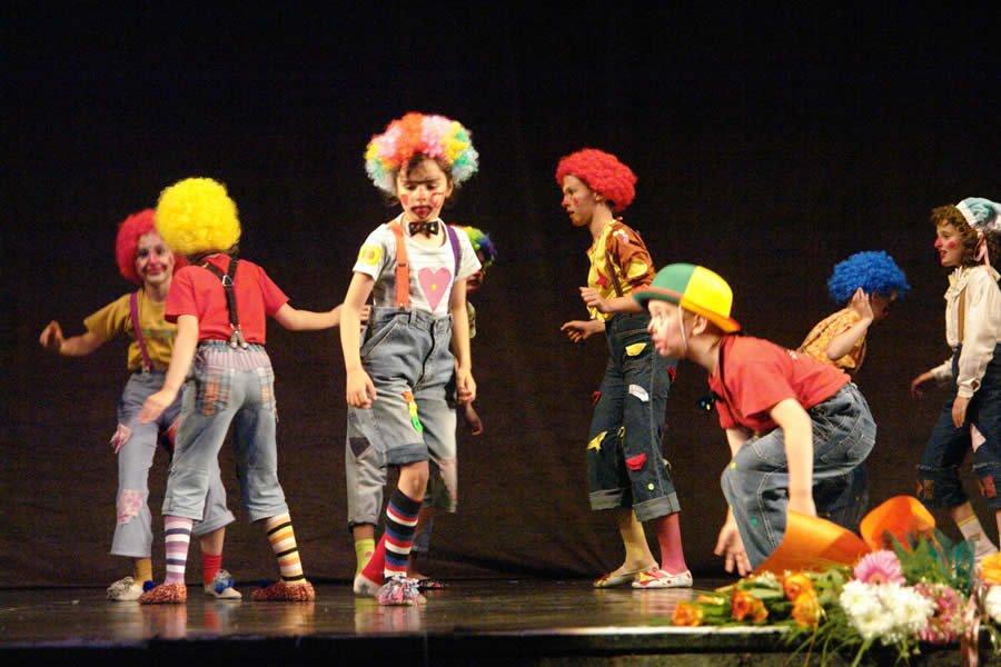 Teatru copii Foto: junior.alba24.ro