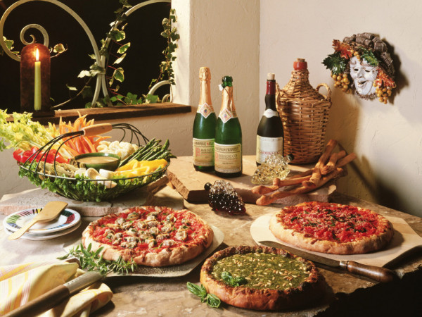 Top zece cu cele mai bune retete culinare italienesti