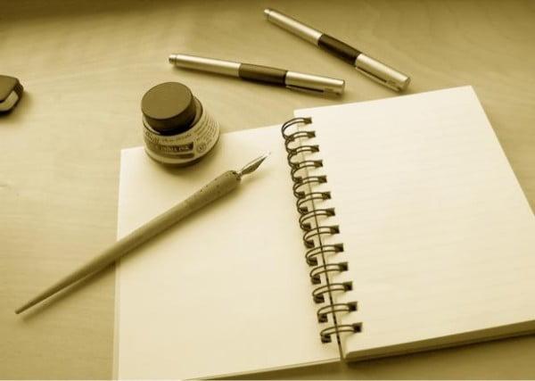 Caligrafia - arta de a scrie frumos Foto:dubaicity.olx.ae