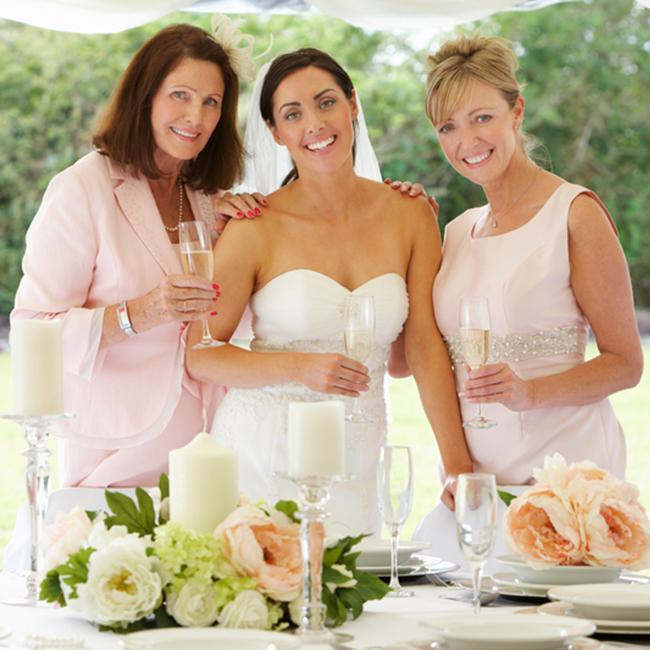 Cum sa va indepliniti sarcinile de soacra mica, Foto: weddings.lovetoknow.com