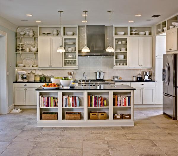 Idei pentru compartimentarea mobilierului din bucatarie Foto:personalorganizing.about.com