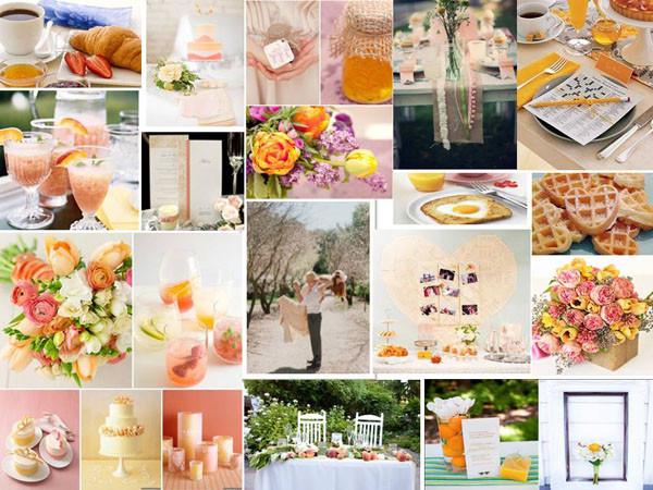 Micul dejun inainte de nunta Foto: www.valdevie.co.za
