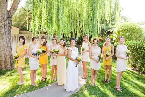 Tendinte irezistibile in nuntile de vara, Foto: weddingideast.com