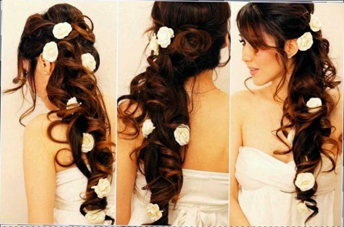 Coafura perfecta pentru nunta, Foto: tirazarte.com