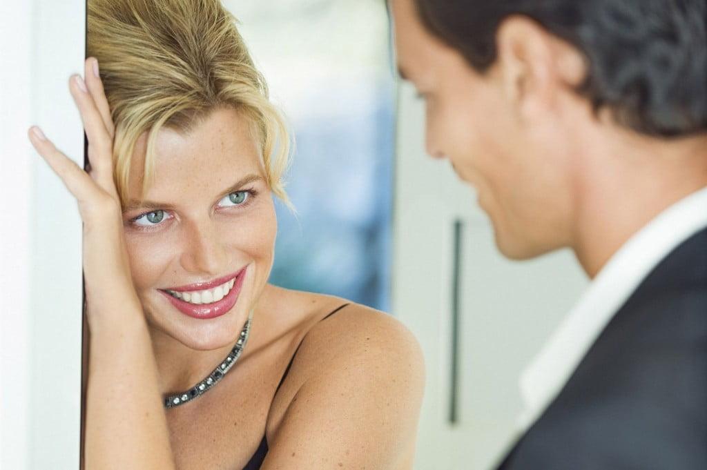 Flirtez cu un barbat casatorit