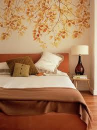 Decor de toamna pentru locuinta - dormitor Sursa foto: wickedfonehome.com