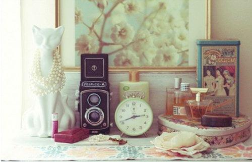 Imprimeu floral romantic Sursa foto: favim.com