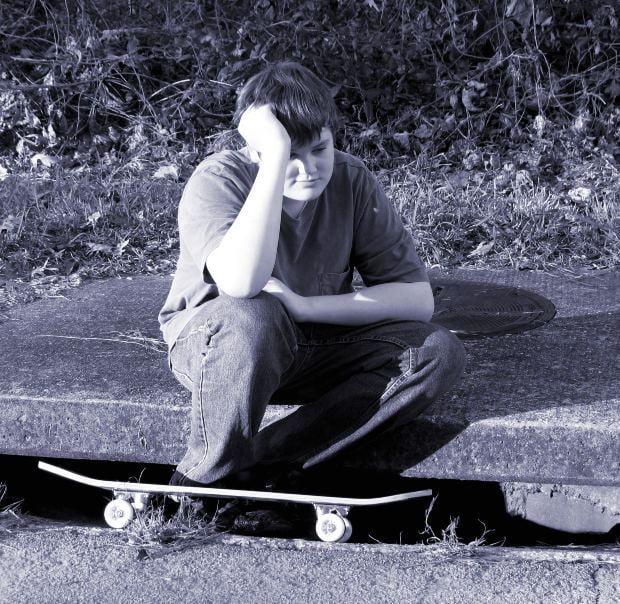 Adolescent izolat