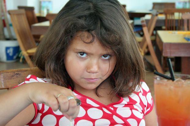 Copiii spun lucruri iritante