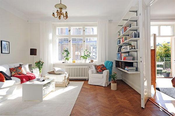 Cum sa faceti ca dormitorul sa para mai mare Sursa foto: freshome.com
