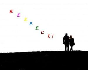 Respectul in relatie