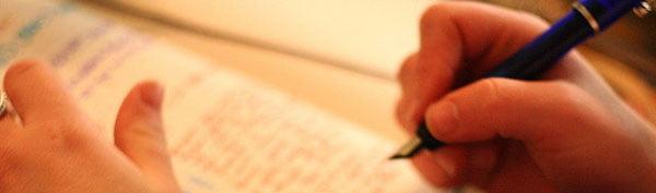 Scrierea creativa va pune imaginatia la incercare. Foito: bigwigbooks.com