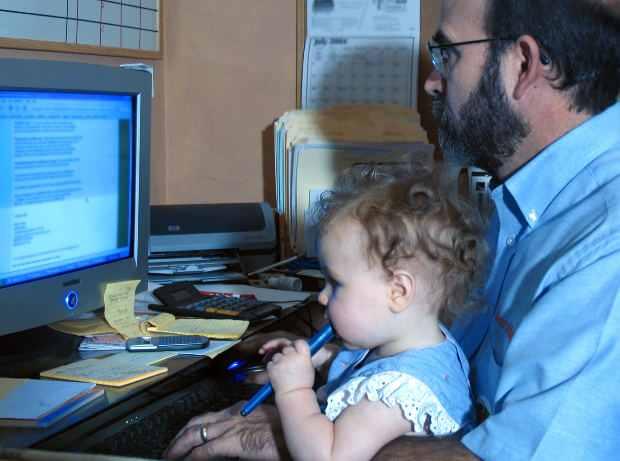 Ocupatia parintilor si copilul