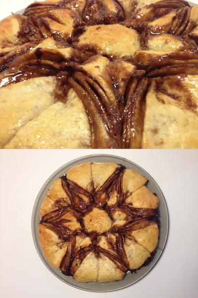 Prajitura cu Nutella