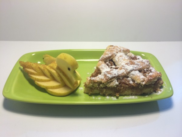 9. Placinta cu mere