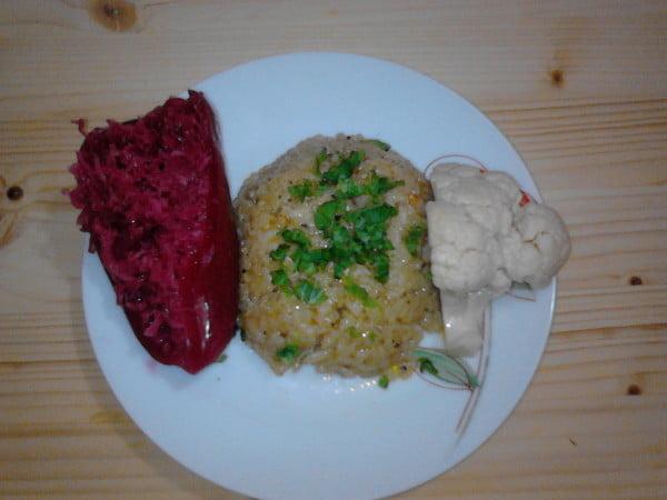Pilaf de orez - o mancare de post potrivita si pentru fripturi