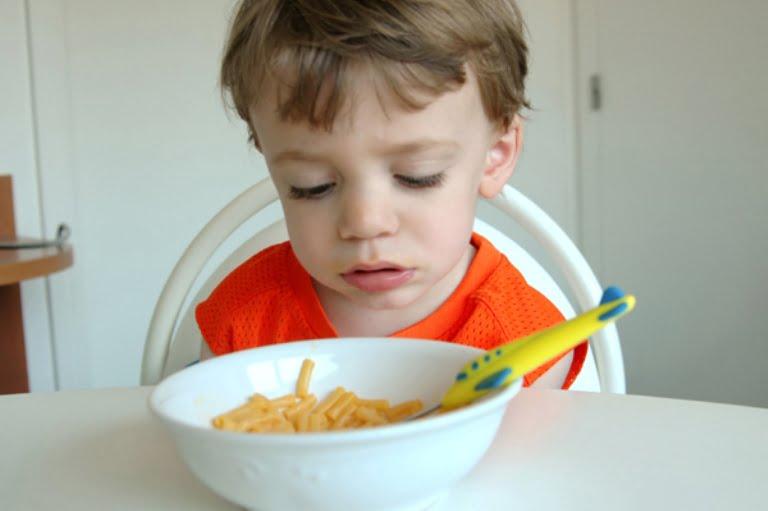 Subponderalitatea copilului