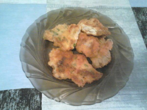 Ciuperci pane la cuptor