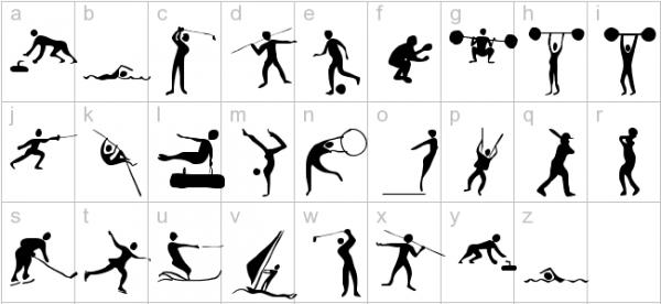 Hobby-uri sportive, foto downloadatoz.com