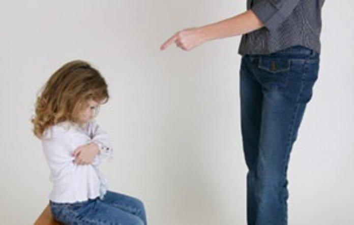 Criticarea copilului
