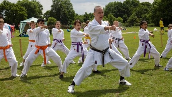 Karate - un hobby vazut bine de angajatori, foto daves211.com