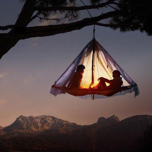 cuplu la camping, foto imgfave.com