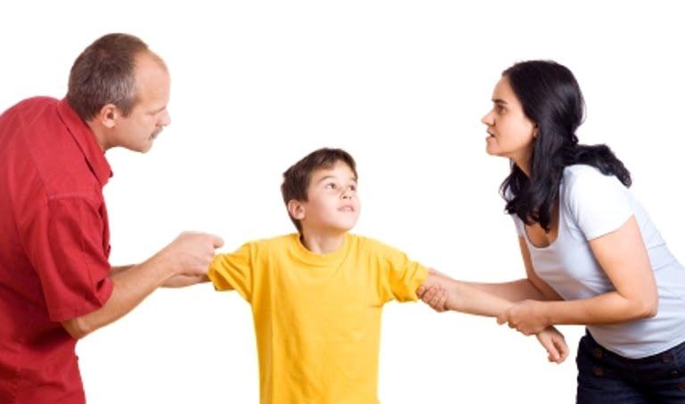 Divortul parintilor