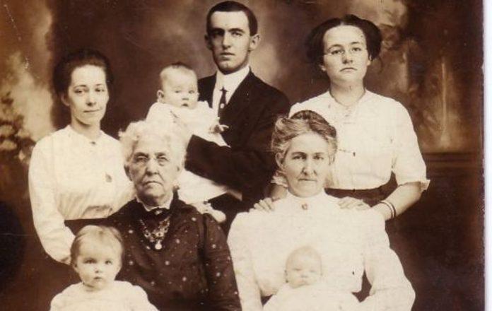 Generații în familie