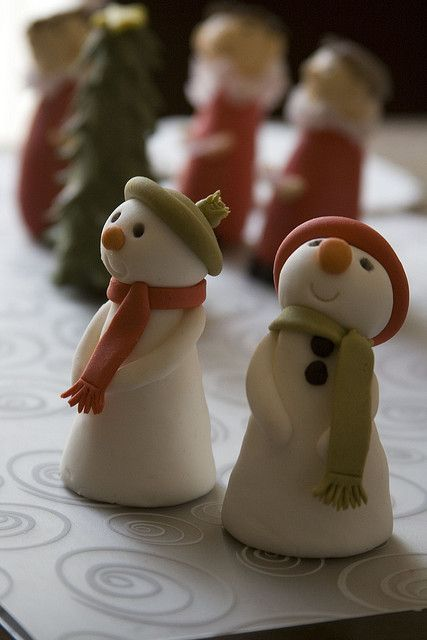 Colindători, prăjituri glazurate, Foto: josefacchin.com