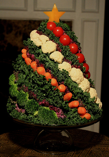 Brăduț din legume și verdețuri, Foto: terileventhalsblog.blogspot.ro