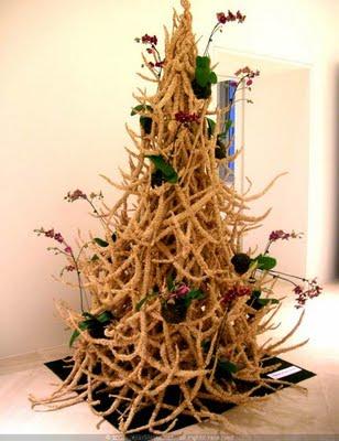 Brad auriu pentru Crăciun, Foto: marydsplace.blogspot.ro