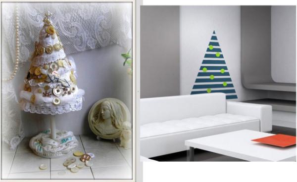 Brazi interesanți pentru decorațiuni interioare, Foto: greencampua.wordpress.com