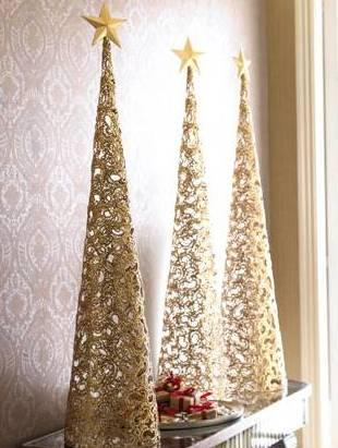 Brazi aurii și argintii, Foto: marydsplace.blogspot.ro