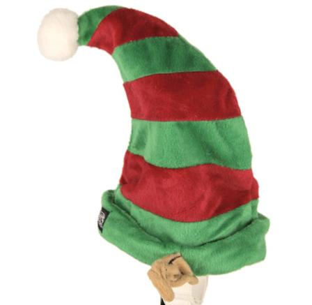 Căciulă de elf pentru câine, Foto: modacani.it