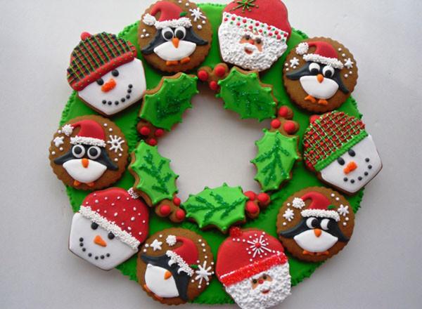 Coroniță dulce pentru Crăciun, Foto: richguyshunter.com