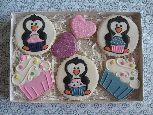 Cutie cu fursecuri pentru copii, Foto: bigfatcook.com