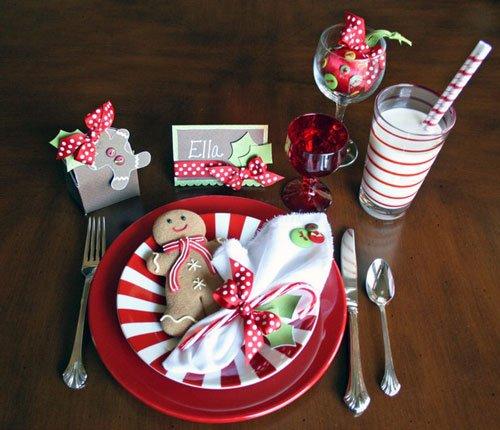 Decorarea mesei de Sărbători, Foto: eatwell101.com