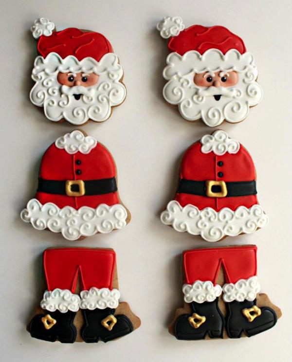 Fursecuri în formă de Moș Crăciun, Foto: richguyshunter.com