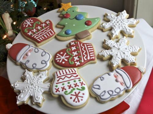 Fursecuri cu elemente specifice Crăciunului, Foto: paddleattachment.com