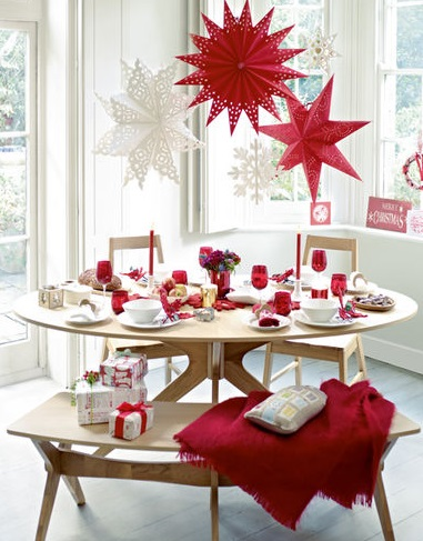 Masa de Crăciun, Foto: felie.com