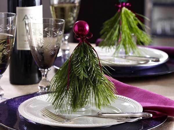 Masa de Revelion sau Crăciun, Foto: design-remont.info