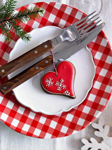 Masa pentru Sărbătorile de iarnă, Foto: eatwell101.com