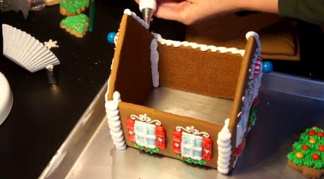 Mod de asamblare căsuță