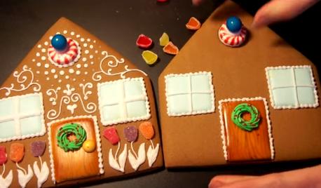 Mod de decorare căsuță